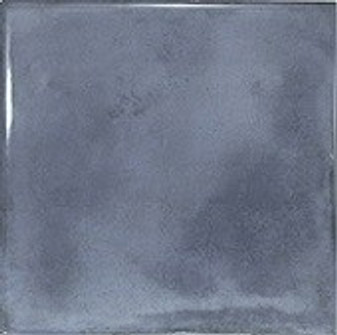 Equipe Blue Night Gloss 6x6 Ceramic Wall Tiles