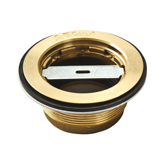 Wedi / Oatey Fundo Compression Fit Drain Unit Brass