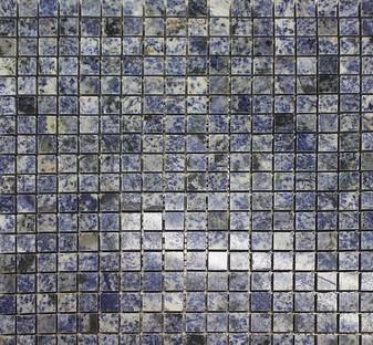 Azul Bahia Polished 5/8x5/8 Mosaic Tiles