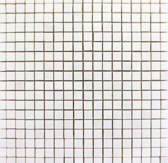 Thassos Polished 5/8x5/8 Mosaics