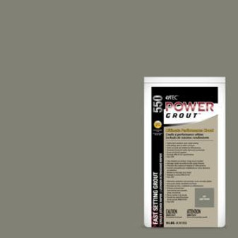 Tec Power Grout Light Pewter