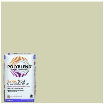 Polyblend #382 Bone 25 lb. Sanded Grout