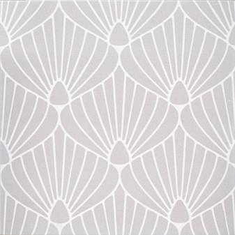"Epic Porcelain Tile Collection Shell Lavender White 8""x8"" $8.99 Sq. Ft."