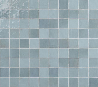 Trinity Sky Gloss 4x4 Ceramic Wall Tiles