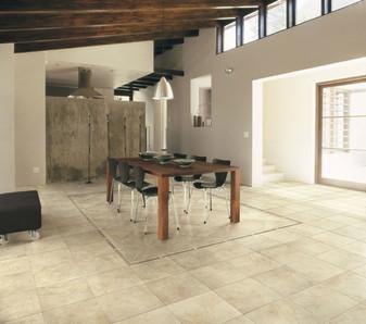 Beauvillon Porcelain Tile Dore 19x19, 3x13 Bullnose