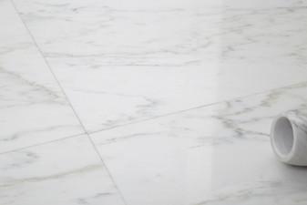 Ocean White Honed Floor 18x18