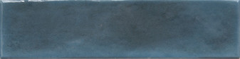 "Handicraft Collection: Marine Blue Gloss 3""x12"""
