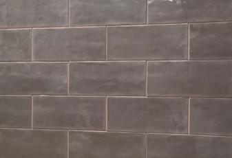 Manzanita Taupe Gloss 4x10 Ceramic