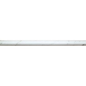 Carrara Polished Pencil 3/4x12