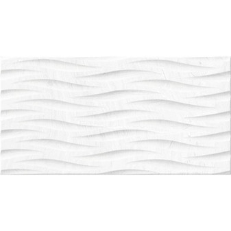 "ENVOGUE BLANCO DECO 12.6""x24.6"""