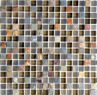 Arizona Tile Tuscon Square Mosaic 12x12