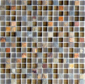 Arizona Tile Tuscon Square Mosaic 12x12