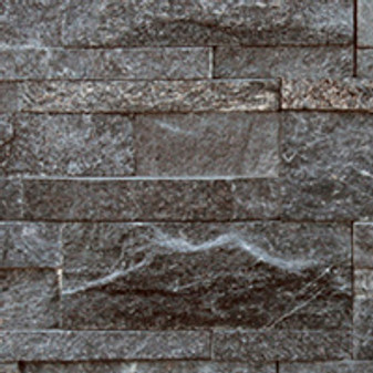 Crystal Black Ledgerstone Corners Available Only