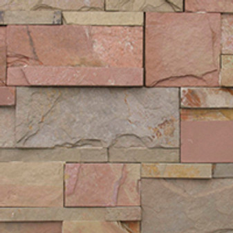 Sunny Ledgerstone Panels 7x14 and Outside Corners Available