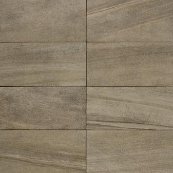 MILANO NAVIGLI 12X24,  Brick Mosaic, Matching Bullnose