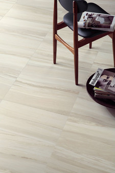 Flow Ivory 12x24, 18x36,2x2 Mosaic, 3x12 Bullnose Porcelain Tiles