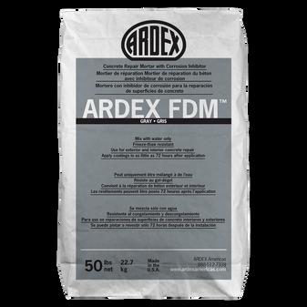 ARDEX FDM DEPTH REPAIR MORTAR