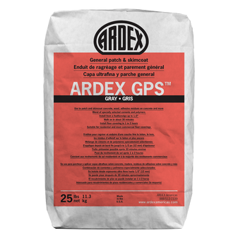 Ardex GPS GENERAL PATCH & SKIMCOAT