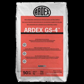 Ardex GS-4 SELF LEVEL FOR GYPSUM