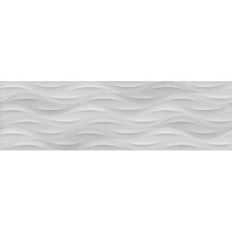 "Summer BREEZE IVORY DECO 11.7""x39.2"" Ceramic Wall Tiles"