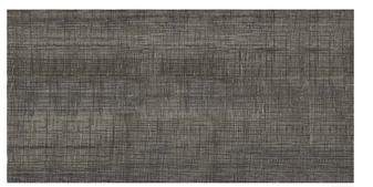 "Fresh Coal Tiles 12x24, 3"" Matching Hexagon Mosaic Tiles"