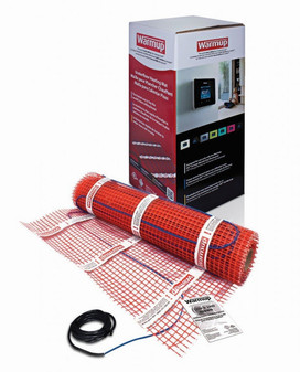 Warmup StickyMat Heating Mat 24 sq ft 3ft Wide