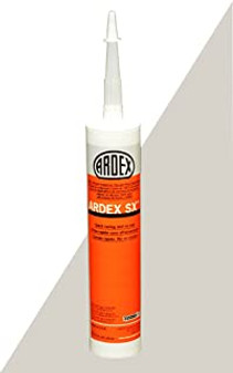 Ardex SX Polar White Silicone Sealant Caulking