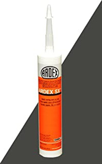 Ardex SX Charcoal Dust Silicone Sealant Caulking