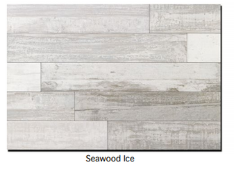 SEA WOOD ICE 5X32 SEA WOOD ICE 8X32 SEA WOOD ICE BULLNOSE