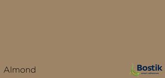 Bostik TruColor RapidCure Grout (9lbs, H153 Almond)