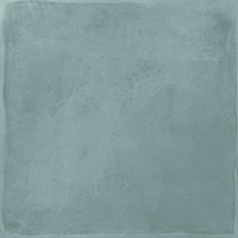 Manzanita Solids Matte Blue Steel  8x8 Porcelain Tile