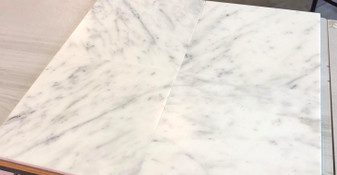 Calacatta #3 Honed 12x12 Marble Tiles