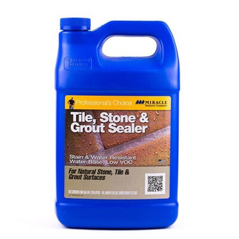 Miracle Sealants Tile, Stone and Grout Sealer Gallon