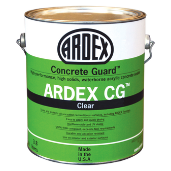 ARDEX CG Concrete Guard™