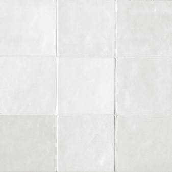 "Studio White Cloud Gloss 5""x5"" Wall Tiles"