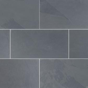 Brazilian Gray Slate Tiles 12x24