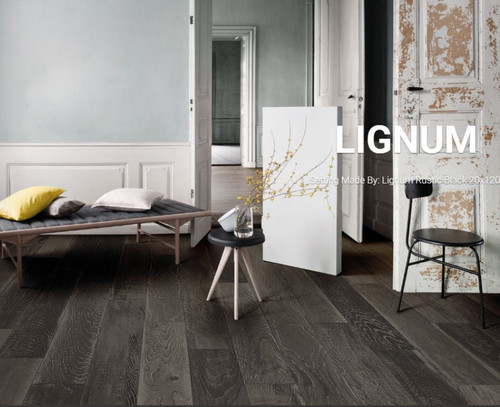 Lignum Black 8x48 Tile
