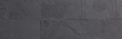 Brazillian Black 3x6 Slate Tile