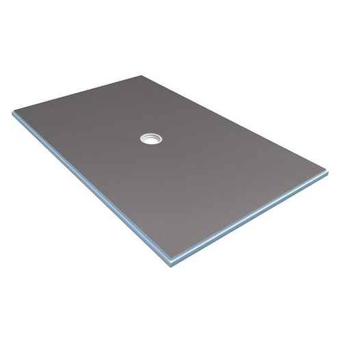 "Wedi Fundo Primo Shower Kit - 36"" x 72"" center drain"