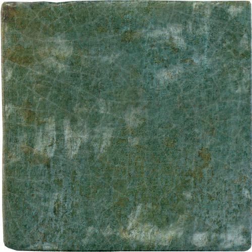 Heirloom Green 4x4 Gloss Ceramic Tiles