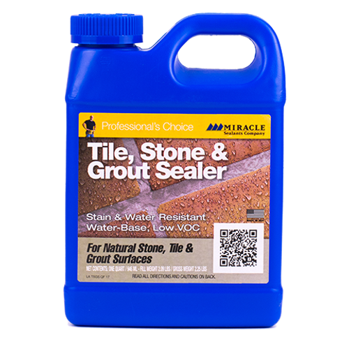 MIRACLE SEALANTS Tile, Stone & Grout Sealer