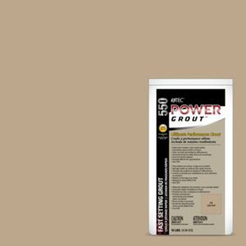 Tec Power Grout Light Buff