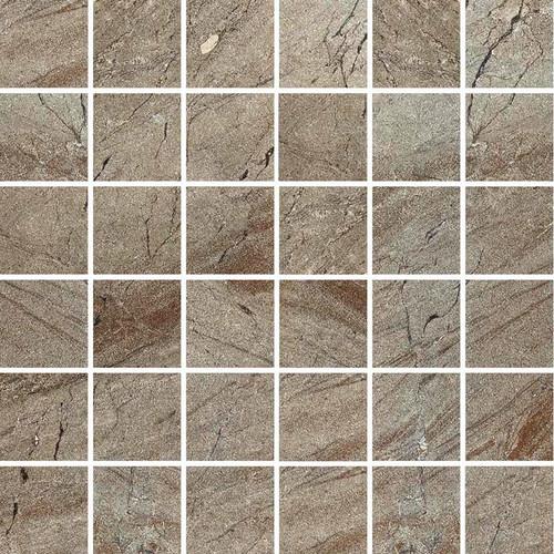 "Essence Forest 2x2 Mosaics on 12""x12"" Mesh"