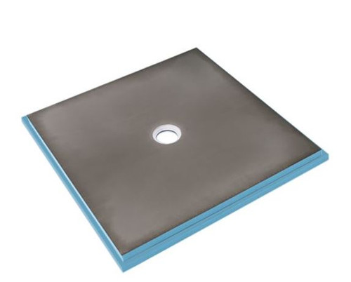 Wedi Fundo Primo® Shower Base 48 in. x 48 in.	Center Drain 073735505