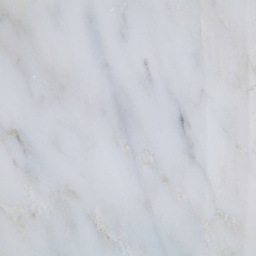 Ocean White Honed 18x18