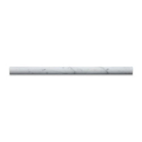 Statuary Honed 3/4x12 Pencil Molding