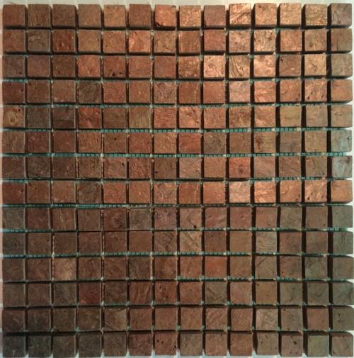 SL-43 EXT SQ Copper Mosaic 1x1