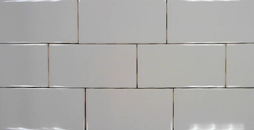 Color Collection: Tender Gray Gloss 3x6 Subway Tiles