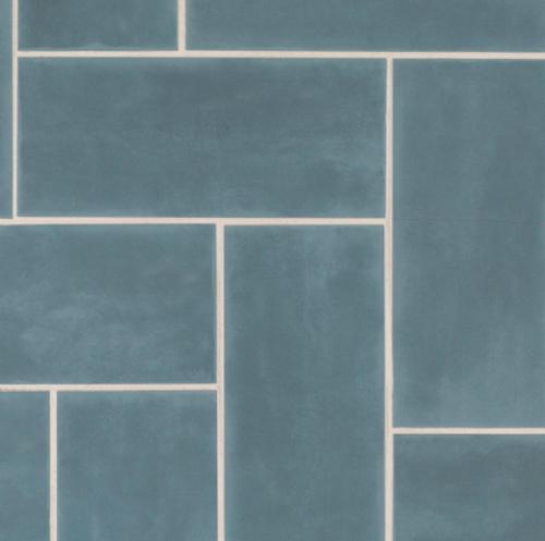 Manzanita Blue Steel Gloss 4x10