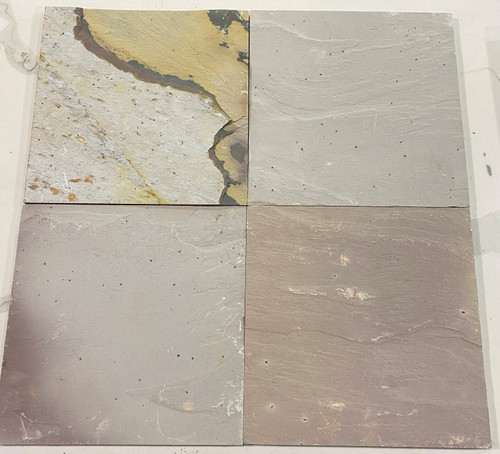 Lilac Slate Tiles 12x12 $1.99 Sq. Ft. While Supplies Last